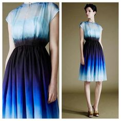 Pre-Fall 2013: Jonathan Saunders (Sew and Style)