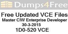 1D0-520 CIW Dumpspdf Mar-2015 By Delta Free VCE Dumps http://dumps4free.com/download/1D0-520_CIW_Dumpspdf_Mar-2015_By_Delta_Free_VCE_Dumps