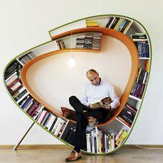bibliotecas diseños originales - Buscar con Google