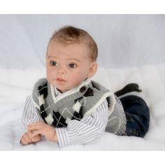Reborn Baby DOLL KIT - GRAYSEN by Andrea Arcello (Ltd Edition 500 Worldwide) | eBay