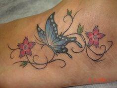 Hey geeks!! Como muitas gals curtiram os posts de tattoos de flor de cerejeira e de lacinho e falaram que gostariam de ver mais tatuagens femininas, hoje é a vez das graciosas tattoos de borboleta!…