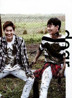 Suho e Chen EXO ❤️
