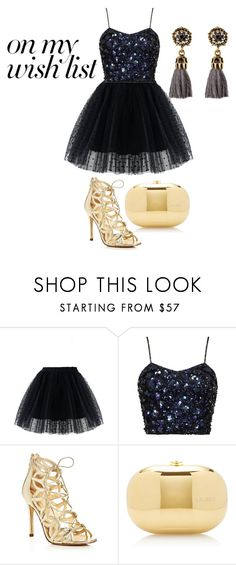 """""""#PolyPresents: Wish List"""" by nadia-n-pow on Polyvore featuring Chicwish, Ivanka Trump, Jeffrey Levinson, contestentry and polyPresents"""