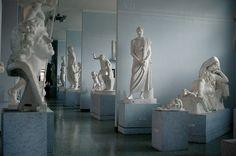 La Sapienza University Campus - Museum of Classical Art