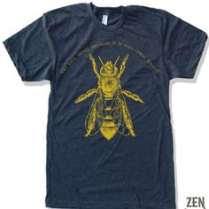 Zen Threads on Etsy...such cool designs for t-shirts