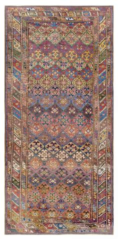 """rahmanan: """" Details of this antique Persian rug have just been added to the website: #18480 NW Persian 4'3"""" x 9'0"""" http://www.rahmanan.com/inventory/show/18480/ """""""