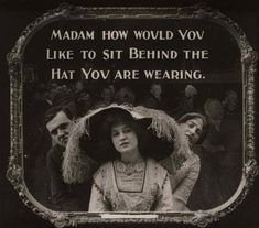 The please silence your cell phones of the 1910s: etiquette warnings shown before silent movies via /r/OldSchoolCool http://ift.tt/1glUW5h