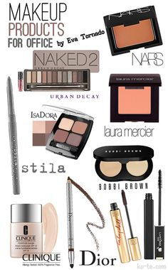 Makeup- eyeshadow palettes, lip stick, lip gloww, liquid eyeliner, eye makeup, bronzer GOSH, Naked, etc.