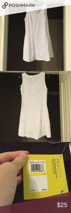 Fila Tennis Dress citrus bright dress• filaperformaenergy moves while you play• has 30+ UV protection• Fila Dresses