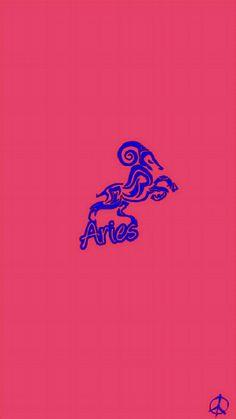 Aries Wallpaper, Aries Zodiac, Female, Illustration, Illustrations, Aries