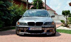 e46 bumper sticker