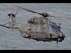 300 μέτρα από το ελληνικό ελικόπτερο NH-90 το τουρκικό F-16, το αναχαίτι... Augusta Westland, Military Helicopter, F 16, Army & Navy, Military Vehicles, Air Force, Fighter Jets, Aircraft, War