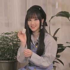 Kpop Girl Groups, Korean Girl Groups, Kpop Girls, Jung Eun Bi, Role Player, Win My Heart, G Friend, Iconic Women, Beautiful Smile