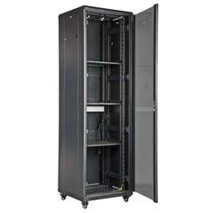 42RU 19 600mm Wide x 600mm Deep Server Rack:  FLAT PACK $630.00 ex GST
