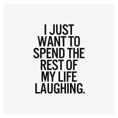 I want to spend my life laughing. For example,  my sister Margie introduced me to James Corden of the Late Late Show & I haven't stopped watching him since. I don't think anybody ever made me laugh like that. Actually, Margie is hilarious too. She makes me laugh like that. Humor is my favorite quality in a person. SO James Corden: NO I'm NOT a stalker. I'm married too, I just wanna be friends, u make laugh til I almost pee my pants. That's my agenda: to laugh -Mari Marxuach Parrilla