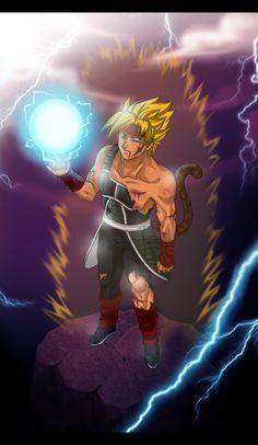 Super Saiyan Bardock by BreakingSasuke on DeviantArt Dbz, Goku, Super Saiyan Bardock, Nine Thousand, Ssj3, Dragon Ball Image, Japanese Art, Deviantart, Awesome