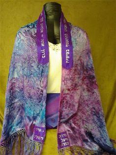 Elite Tallit - Sheer & How to Order Bat Mitzvah Party, Bar Mitzvah, Bat Mitzvah Dresses, Tribe Of Judah, Prayer Shawl, Jewish History, Book Crafts, Beanie Hats, Modest Fashion