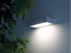 LED glass and metal wall lamp JULIET - DAVIDE GROPPI