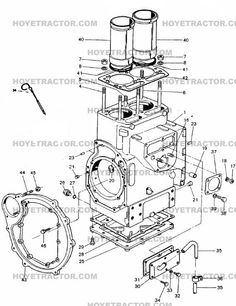 Yanmar 1500 Engine Diagram