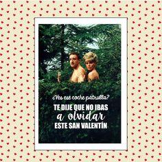Condesa Patitiesa: san valentin postales gratis - freebies
