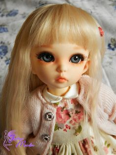 Fable, littlefee ante, face-up by Indigo Maiden - make up for dolls