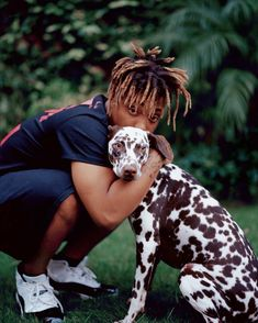 Juice WRLD Profile. He Doesn't Want to Be Emo Anymore The rapper got big off of raw, sad songs, but he's getting happier every day.