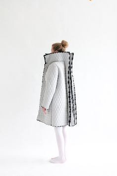 coat by Carina Schulte, Maastricht Academy of Fine Arts and Design