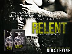 Book 1 in the Sydney Storm MC series by Nina Levine www.ninalevinebooks.com Book Series, Book 1, Romance Books, Love Book, A Good Man, Bad Boys, Bestselling Author, Teaser, Book Stuff