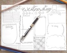 Best Pics daily planner for teens Suggestions Paper planners are effective only if you utilize them properly and regularly. Here are a few ways to Bullet Journal Art, Bullet Journal Ideas Pages, Notebook Organization, Daily Planner Printable, Love Is Free, Journal Notebook, Life Planner, As You Like, Bujo