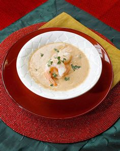 Seafood soups