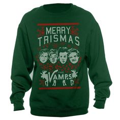 Merry+Trismas+Holiday+Sweater