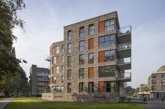 Stefanova Architecten (Project) - Lindepark - architectenweb.nl