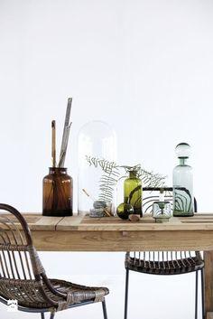 Duży stół drewniany Elm - zdjęcie od loftbar.pl - Jadalnia - Styl Skandynawski - loftbar.pl