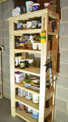 finished-paint-storage-shelf