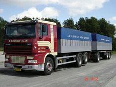 Daf G Danhof Combi tandemas Volvo, Europe, Trucks, History, Vehicles, Historia, Truck, Car, Vehicle
