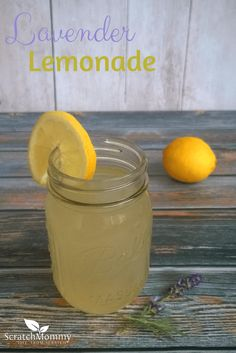 A healthy herbal lavender lemonade recipe the whole family can appreciate! This lavender lemonade recipe will bring refreshment and peace to a busy summer. Quench your thirst with a quick and easy, healthy drink. Herbal Remedies, Natural Remedies, Real Food Recipes, Healthy Recipes, Drink Recipes, Easy Lemonade Recipe, Real Food Cafe, Healthy Drinks, Healthy Smoothies