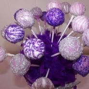 Sweet Sixteen Party! Cake Pops