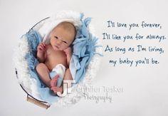 Baby Boy Quotes #jenniferteskerphotography