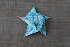Mobile d'étoiles en origami - Dans les boîtes d'Eliaure... Xmas, Star Mobile, Paper Mobile, Christmas, Navidad, Noel, Natal