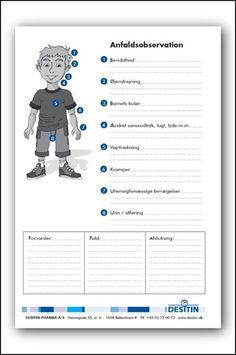Anfaldsobservation hos børn (Kun til download)