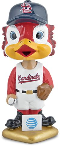 Created with all Cardinals memorabilia collectors in mind, this exclusive bobblehead will feature a throwback cardinal bird unlike any other bobblehead distributed in Busch Stadium III. This is definitely a giveaway that you will not want to miss! Get yours on Sat, Aug 6th when the Cardinals take on the Braves!