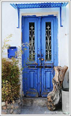 Βαθύ μπλε, Greece