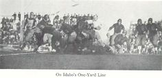 1923 UO football. From the 1924 Oregana (University of Oregon yearbook).  www.CampusAttic.com