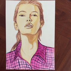 Painting & Drawing, Artworks, Drawings, Illustration, Collection, Sketches, Illustrations, Drawing, Portrait