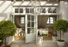 Una elegante casa en Milán