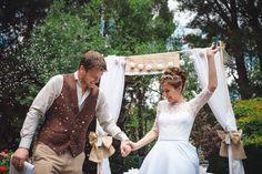 Casamiento en Bariloche. Decoración Dulces Recuerdos PH: samantacontin.com