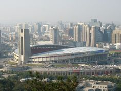 Yellow Dragon Stadium (Hangzhou, China)