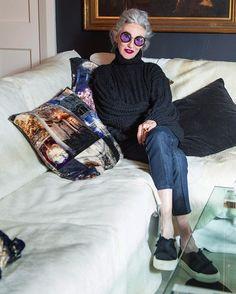 Старость в радость: смелые пожилые люди, которые не боятся самовыражаться