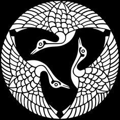 Sanba Tobi zuru inverted - Mon (emblem) - Wikipedia, the free encyclopedia