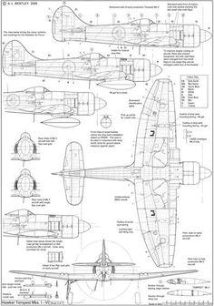 Hawker Tempest Sheet 5
